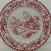 Vintage - Syracuse China - Bread Plate