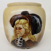 Vintage - Glass Humidor - Handel