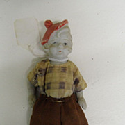 Vintage - Doll - Bisque - Occupied Japan