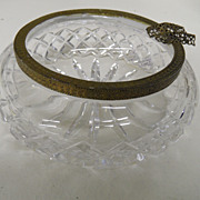 Vintage - Glass - Ashtray