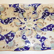 Vintage - Porcelain - Imari Tray