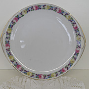 Vintage - Porcelain - Rosenthal Selb Bavaria - Cake Plate