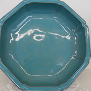 Vintage - Pottery - California FAIENCE Pottery Bowl