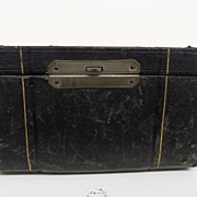 Vintage - Box - Small Leather Covered
