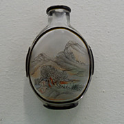 Antique - Snuff Bottle