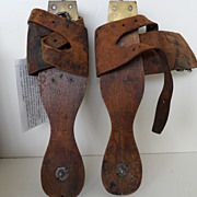 Antique - Ice Skates