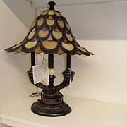 SOLD Vintage - Table Lamp - Dale Tiffany