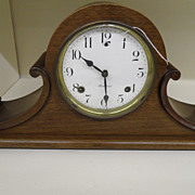 Vintage - Mantel Clock - The Session's Clock Company