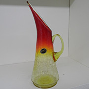 Vintage - Vase - Wonderful Colors!
