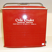 Vintage - Cola Cooler