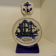 Vintage - Decanter - 1776 Frigate Raleigh
