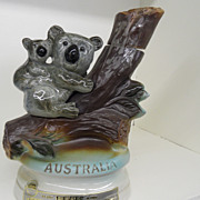 Vintage - Decanter - Australia Koala