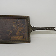 Vintage - Square Hand Mirror