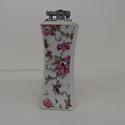 Vintage - Porcelain - Royal Sealy - Table Lighter