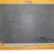 SOLD Vintage - Chalk Board