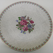 Vintage - Porcelain - J&G Meakin England - Plate