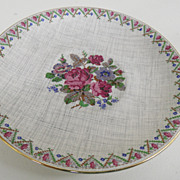 Vintage - Porcelain - J&G Meakin England - Saucer