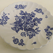 Vintage - Porcelain - Johnson Bros. - Devon Sprays - Saucer