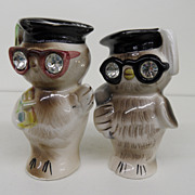 Vintage - Porcelain - Made in Japan - Salt and Pepper Shakers