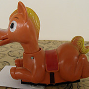 Vintage - Toy - Made in Japan - Friction Horse