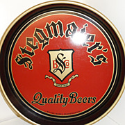 Vintage - Metal - Beer Tray - Stegmaier's Quality Beers