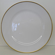 Vintage - Porcelain - Noritake RC Nippon - Plate 10&quot;