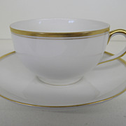 Vintage - Porcelain - Noritake RC Nippon - Cup and Saucer