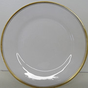 Vintage - Porcelain - Noritake RC Nippon - Bread Plate 6 1/2&quot;