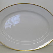 Vintage - Porcelain - Noritake RC Nippon - Serving Platter 14&quot;