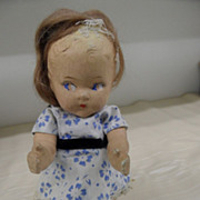 Vintage - Doll - Bisque Doll