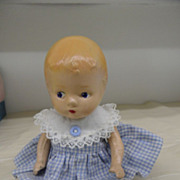 Vintage - Doll - Composition Doll