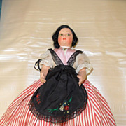 Vintage - Doll - Celluloid - Made in France