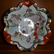 Vintage- Porcelain - Nippon - Serving Bowl