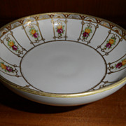 Vintage - Porcelain - Nippon - Serving Bowl
