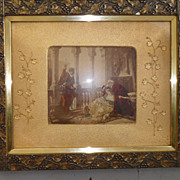 Antique - Painting - Framed