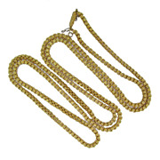 Vintage Maltese Long Chain