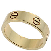 Vintage Cartier &quot;Love&quot; Ring