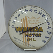 Wanda Motor Oil Thermometer Advertisement