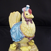 Beatrix Potter &quot;Henny Penny&quot; Musical Figurine