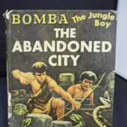 Book Bomba the Jungle Boy the Abandoned Roy Rockwood