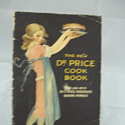 1921 Dr. Price Cook Book Baking Powder Advertising
