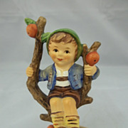 MJ Hummel Apple Tree Boy Figurine