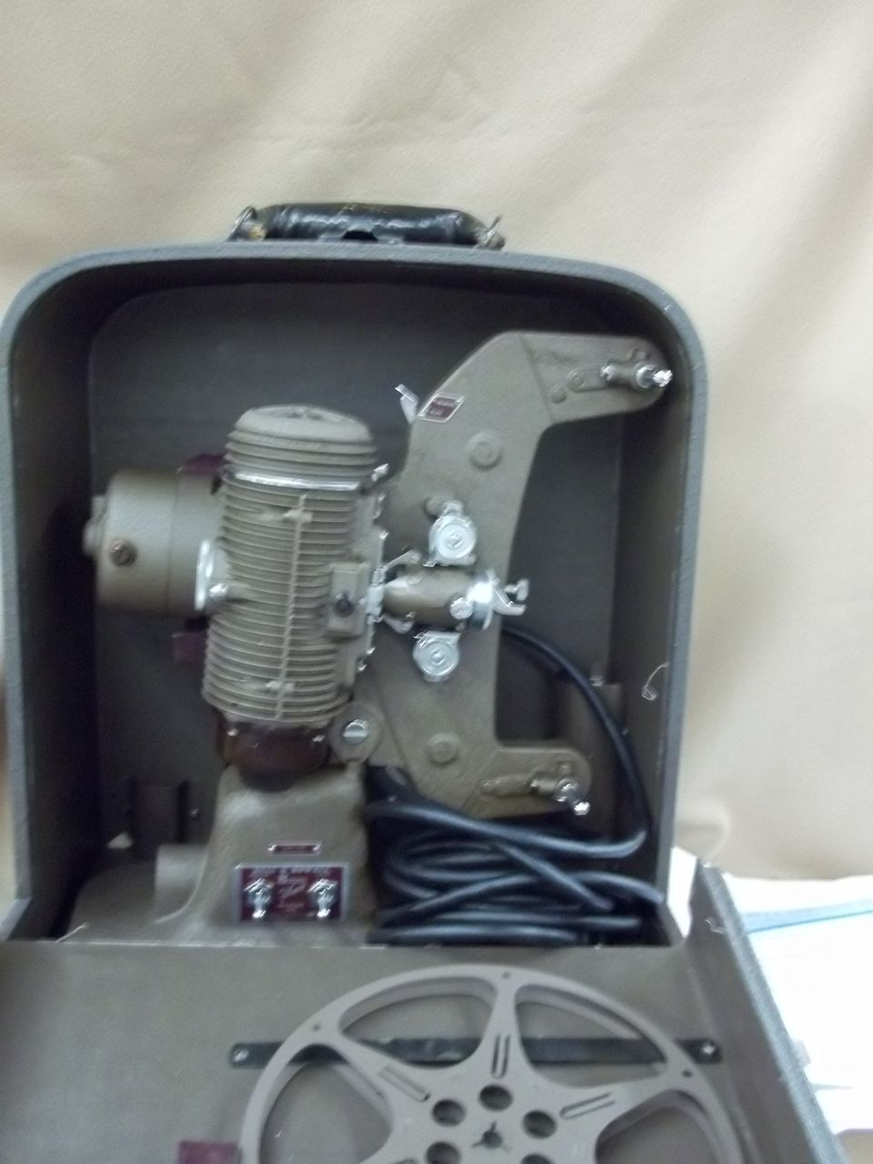 Vintage Bell & Howell Projectors http://www.rubylane.com/item/710953-RL-078-303/Vintage-Bell-Howell-Movie-Projector