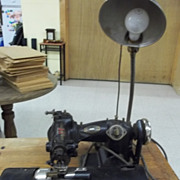 Antique American Blind Stitch Sewing Machine
