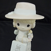 Charter  Members Only Precious Moments Figurine