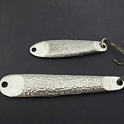 Two Collectible Hopkins Tuna Lures