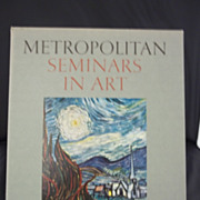 Metropolitan Seminars in Art - Volume 3- Expressionism