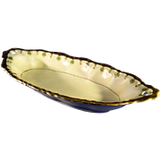 Crooksville Stinthal Vegetable Serving Platter
