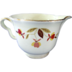 Autumn Leaf Cream Pitcher by Hall China