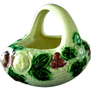 Roseville Rozane 1917 Basket Vase or Planter